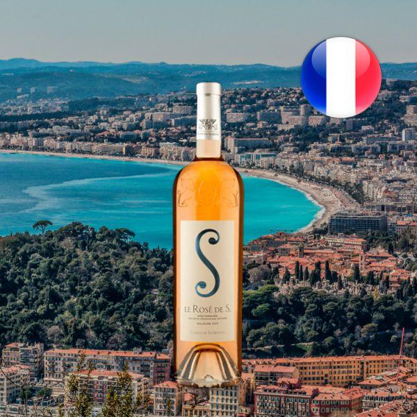 Le Rosé de S. I.G.P. Méditerranée Rosé 2019 - Oferta