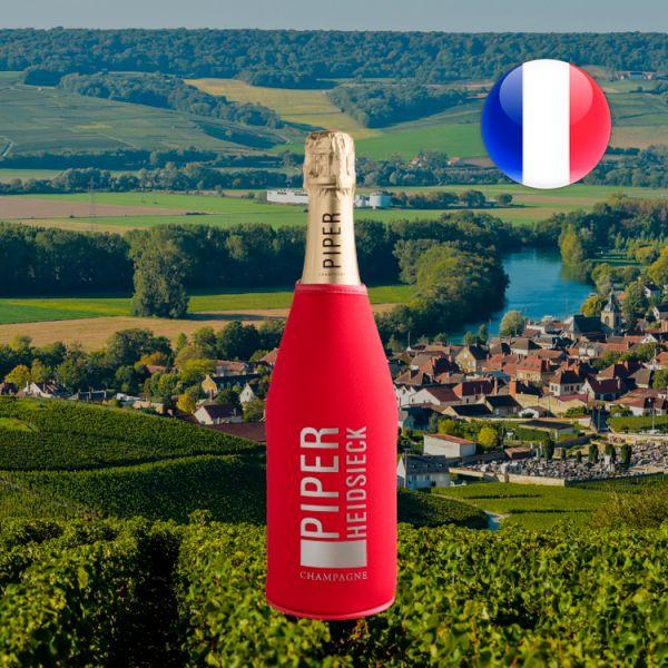 Piper-Heidsieck Champagne Jacket Lifestyle Cuvée Brut - Oferta