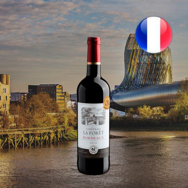 Chatêau La Forêt Bordeaux AOP 2019 - Oferta