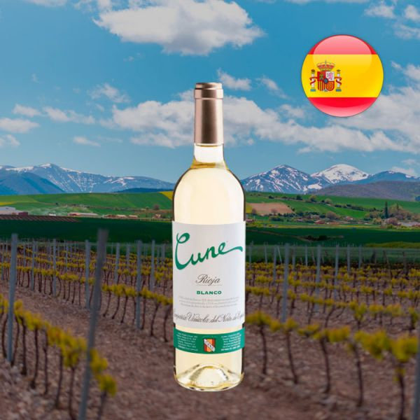 Cune Rioja Blanco DOCa 2019 - Oferta