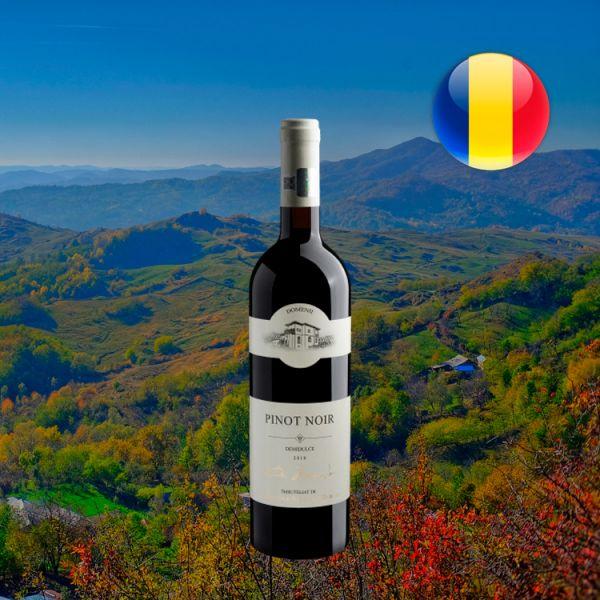 Domeniile Tohani Pinot Noir 2018 - Oferta