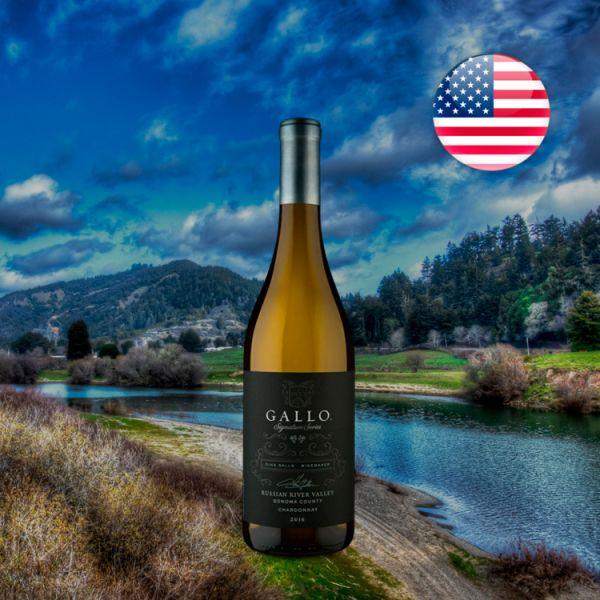 Gallo Signature Series Russian River Valley Chardonnay 2016 - Oferta