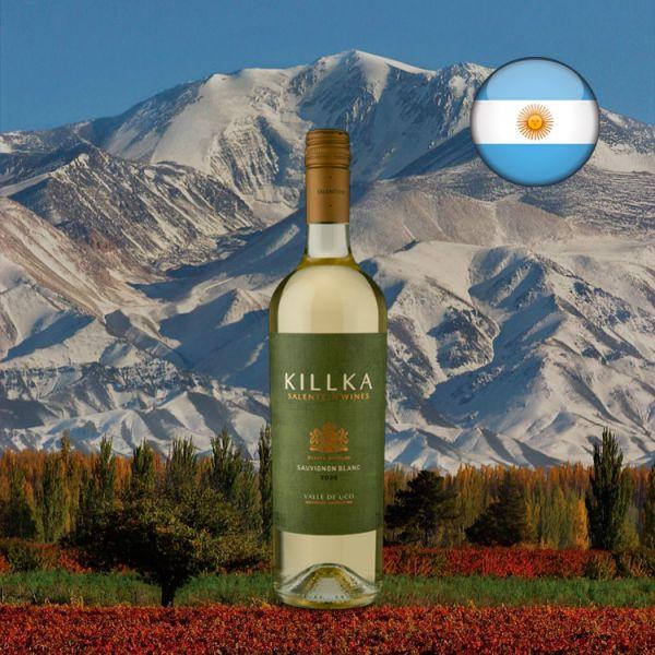 Killka Sauvignon Blanc 2020 - Oferta