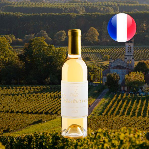 Le Sauternes Prestige AOC 2013 - 375mL - Oferta