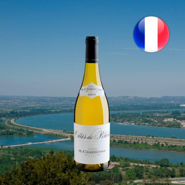 M. Chapoutier Côtes-du-Rhône Blanc AOC 2019 - Oferta