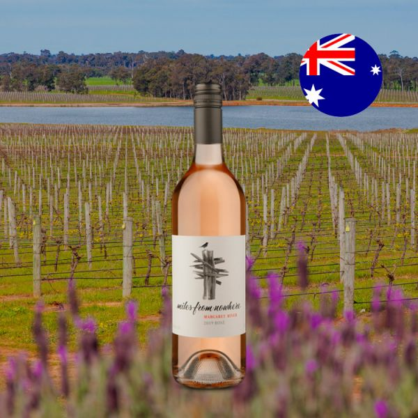 Miles from Nowhere Rosé 2019 - Oferta