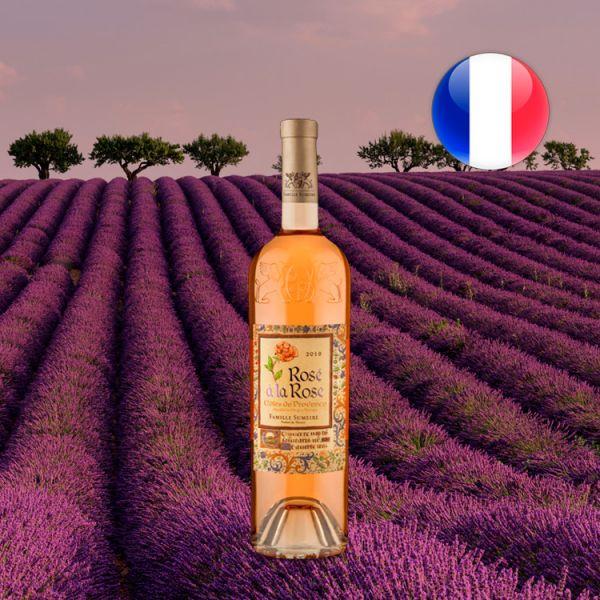 Rosé à La Rose A.O.C. Côtes de Provence Rosé 2019 - Oferta