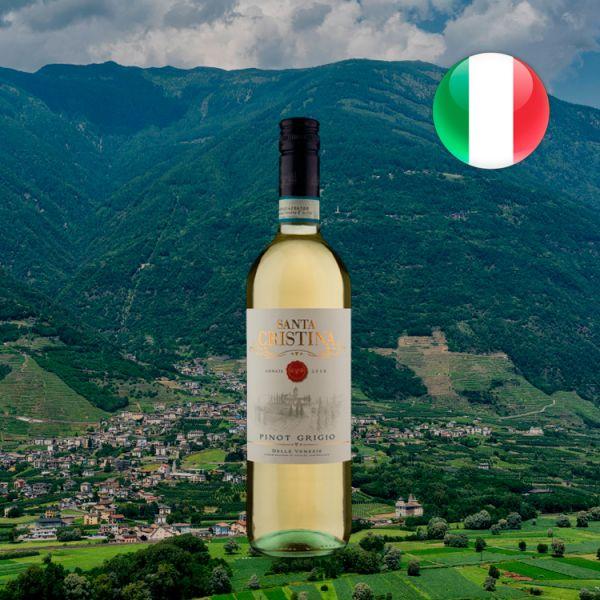 Santa Cristina I.G.T. Delle Venezie Pinot Grigio 2018 - Oferta