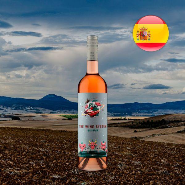 The Wine System Rosenium D.O. Navarra 2019 - Oferta