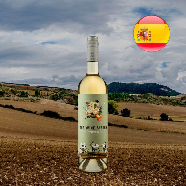 The Wine System Viuranus D.O. Navarra 2019 - Oferta