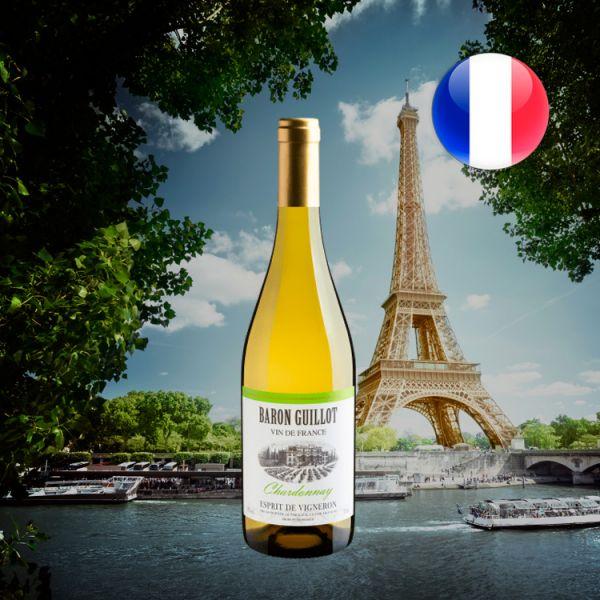 Baron Guillot Esprit de Vigneron Chardonnay 2019 - Oferta