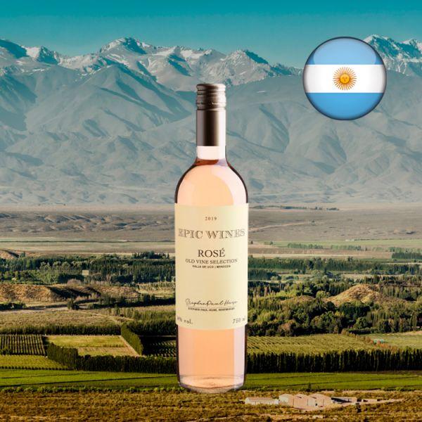 Belhara Estate Epic Wines Old Vine Selection Rosé 2019 - Oferta