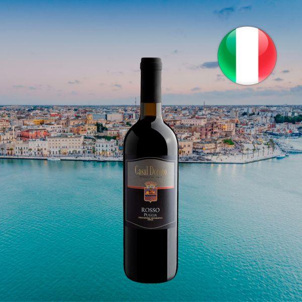 Casal Dorato Rosso Puglia 2018 - Oferta