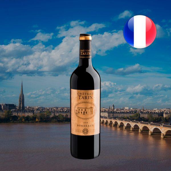 Château Tarin Bordeaux AOC 2018 - Oferta