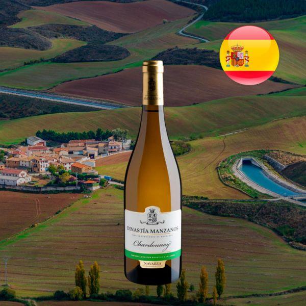 Dinastia Manzanos Navarra Chardonnay - Oferta