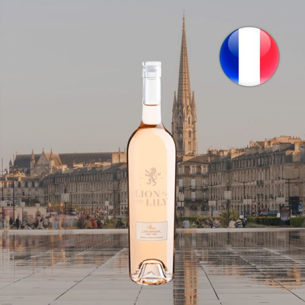 Lion and the Lily Rosé 2018 - Oferta