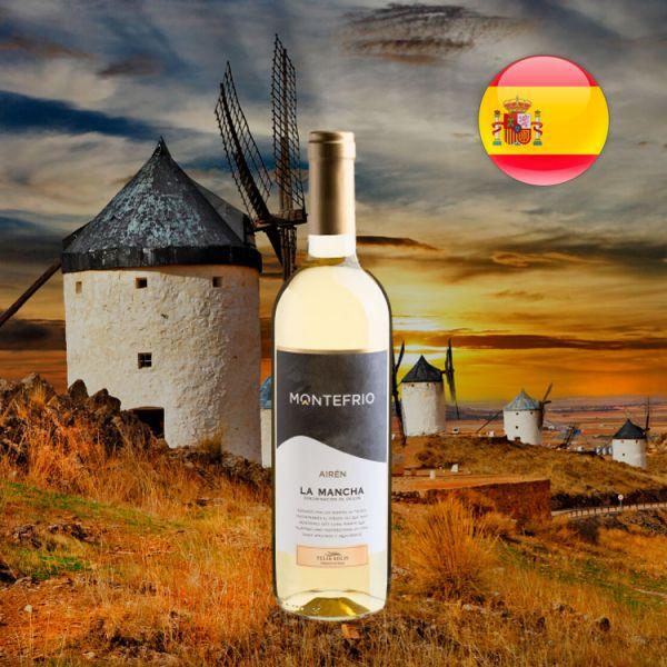 Montefrio Airén La Mancha D.O. 2018 - Oferta