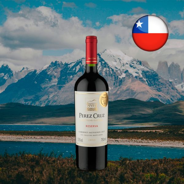 Pérez Cruz Reserva D.O. Valle del Maipo Andes Cabernet Sauvignon 2017 - Oferta