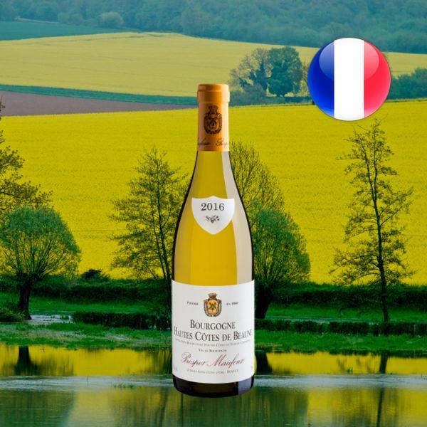 Prosper Maufoux Bourgogne Hautes-Côtes de Beaune AOC 2016 - Oferta