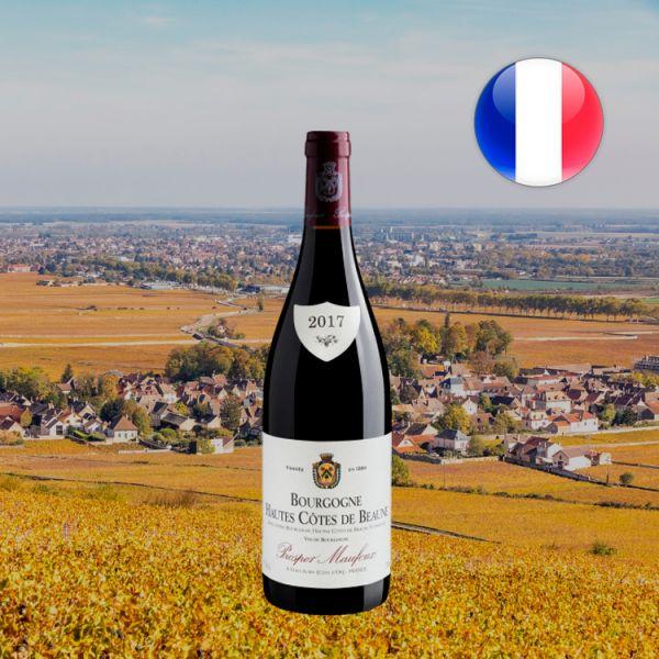 Prosper Maufoux Bourgogne Hautes-Côtes de Beaune AOC 2017 - Oferta