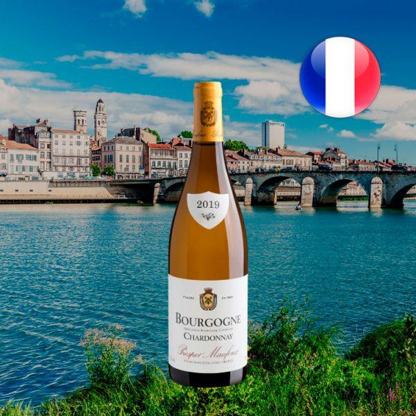 Prosper Maufoux Chardonnay Bourgogne AOC 2019 - Oferta