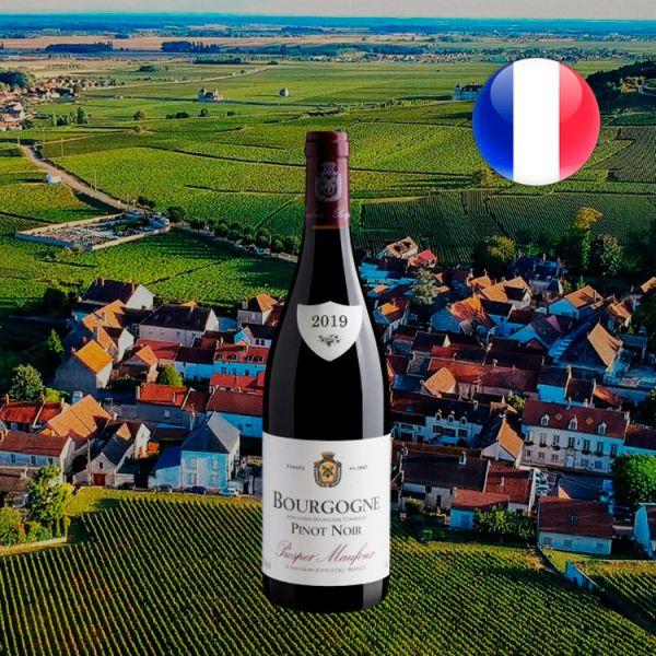 Prosper Maufoux Pinot Noir Bourgogne AOC 2019 - Oferta