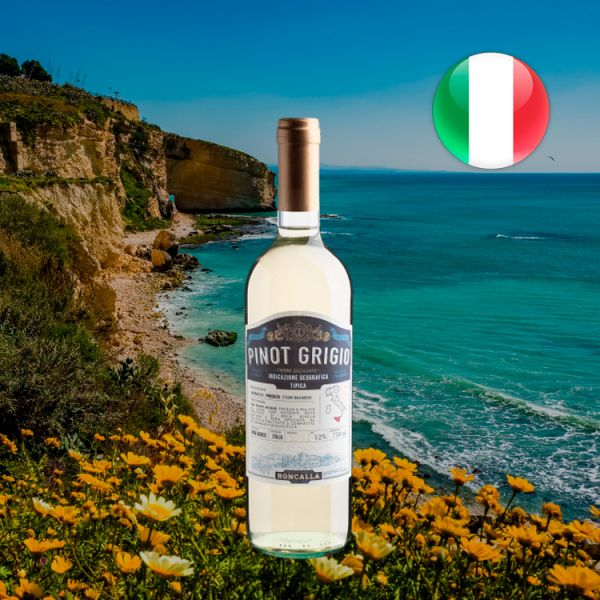 Roncalla Pinot Grigio 2019 - Oferta