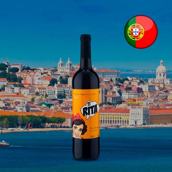 Ti Rita Regional Lisboa 2019 - Oferta