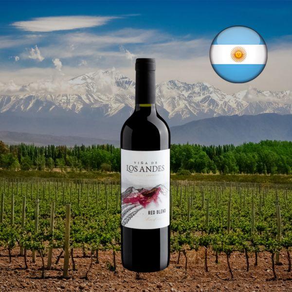 Viña de Los Andes Red Blend 2019 - Oferta