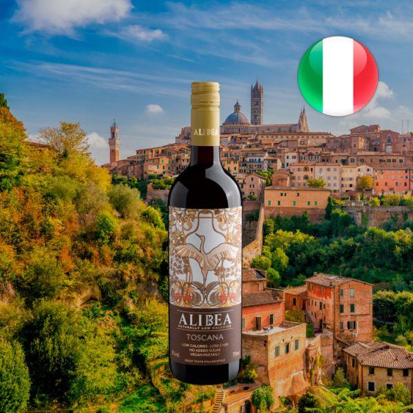 Alibea Rosso Toscana IGT - Oferta