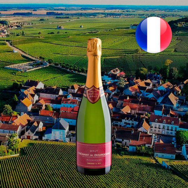Buissonnier Crémant de Bourgogne Brut AOC - Oferta