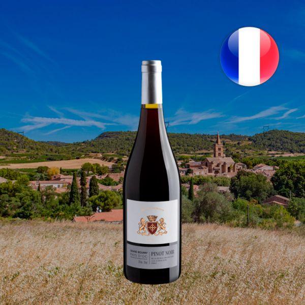 Grand Boury Pays d'Oc Pinot Noir 2019 - Oferta