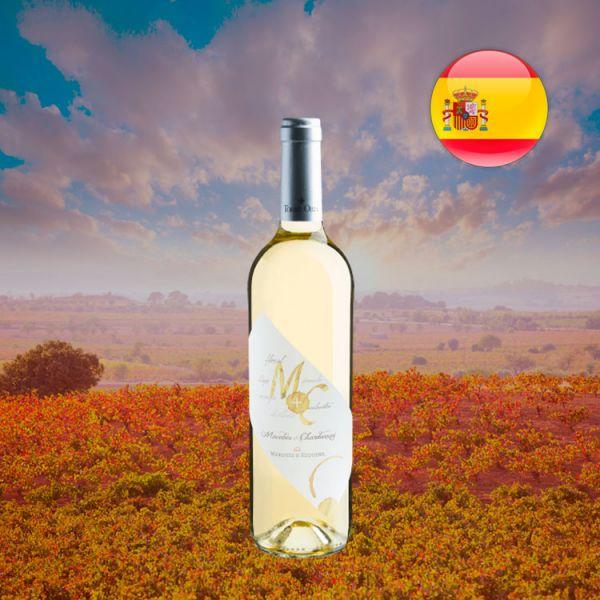Marqués de Requena Macabeo-Chardonnay Utiel-Requeña DOP 2019 - Oferta