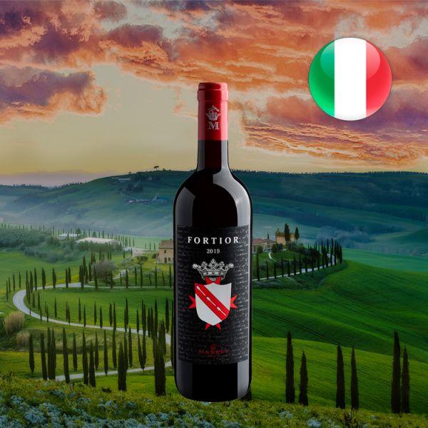 Mazzei Fortior Vino Rosso 2019 - Oferta