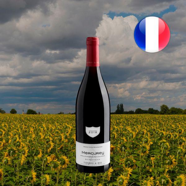 Buissonnier Grand Vin de Bourgogne Mercurey AOC 2018 - Oferta