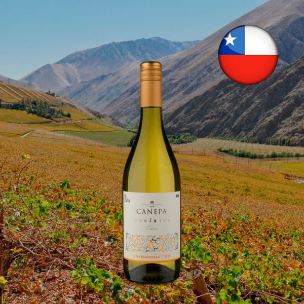 Canepa Novísimo Chardonnay 2019 - Oferta