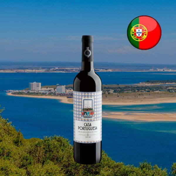 Casa Portuguesa Península de Setúbal Tinto 2019 - Oferta