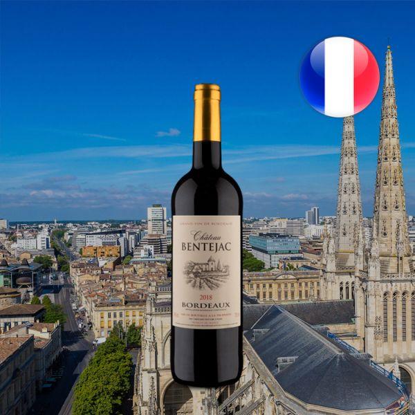 Château Bentejac A.O.C. Bordeaux 2018 - Oferta