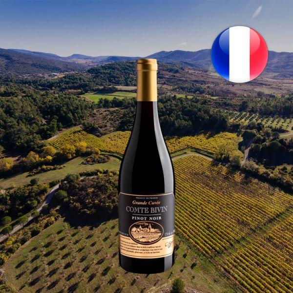 Comte Bivin Pinot Noir - Oferta