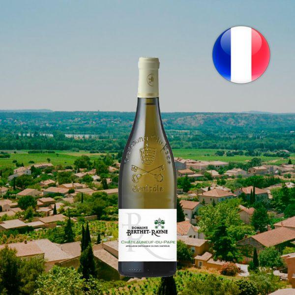 Domaine Berthet Rayne Châteauneuf-du-Pape Blanc 2018 - Oferta