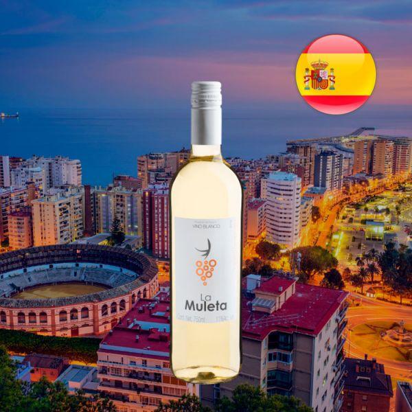 La Muleta Viura-Chardonnay 2019 - Oferta