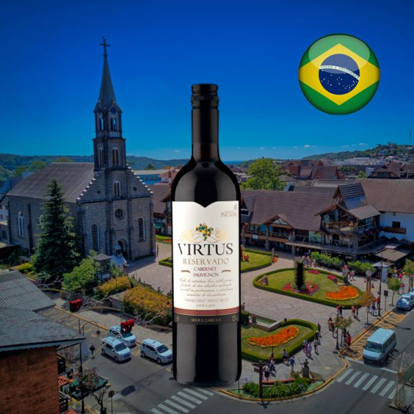 Monte Paschoal Virtus Cabernet Sauvignon 2019 - Oferta