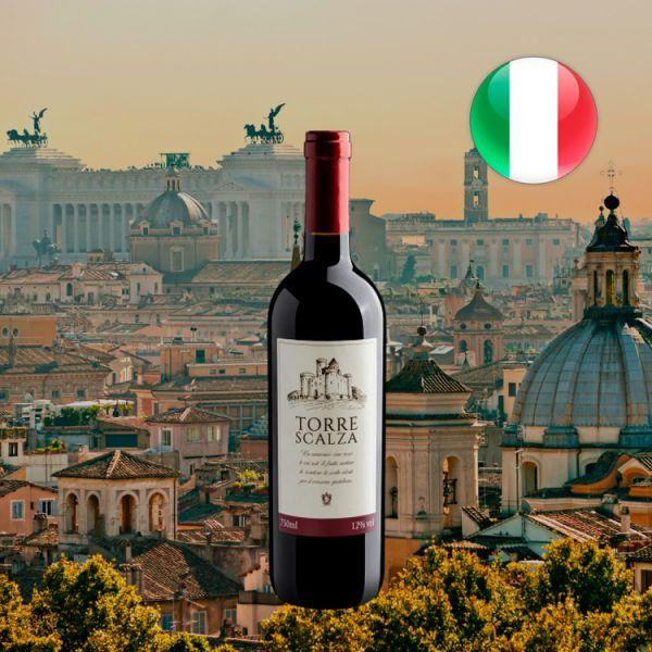 Torre Scalza Vino Rosso - Oferta