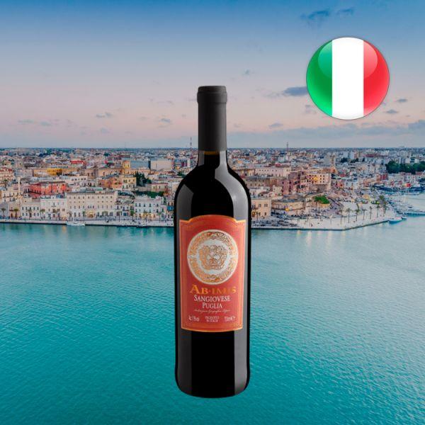 Ab-Imis Sangiovese Puglia IGT 2019 - Oferta