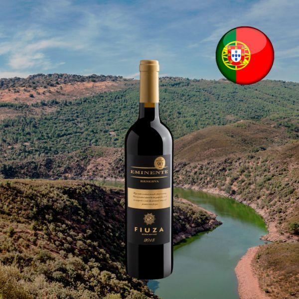 Fiuza Estate Bottled Eminente Reserva Tejo 2018 - Oferta