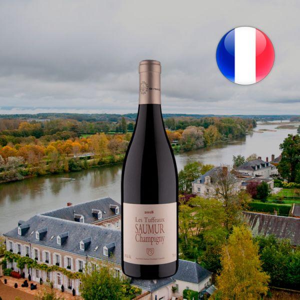 Maison Foucher Les Tuffeaux A.O.C. Saumur-Champigny 2018 - Oferta