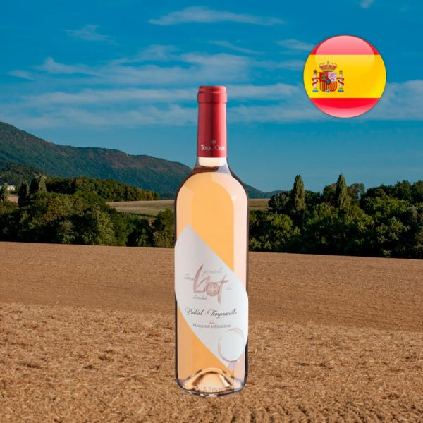 Marques De Requena Rosado 2019 - Oferta