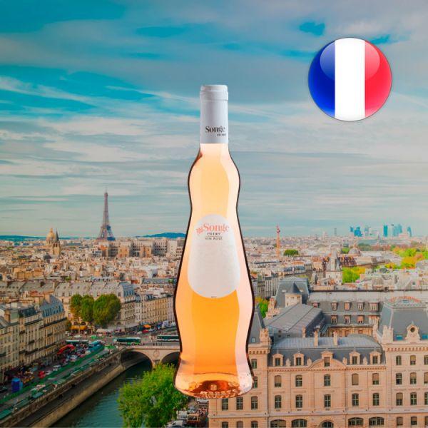 Songe en Mer Vin Rosé 2019 - Oferta