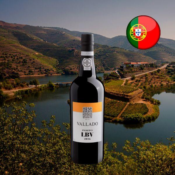 Vallado Porto LBV 2016 - Oferta