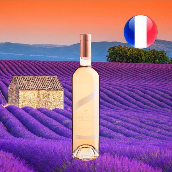 Villa Riviera Splendid Côtes de Provence AOC 2019 - Oferta